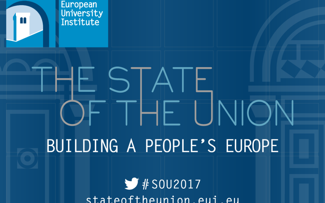 Conferenza The State of the Union 2017