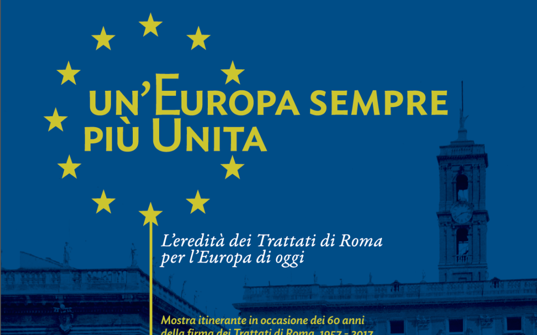 Ever Closer Union – Un'Europa sempre più unita