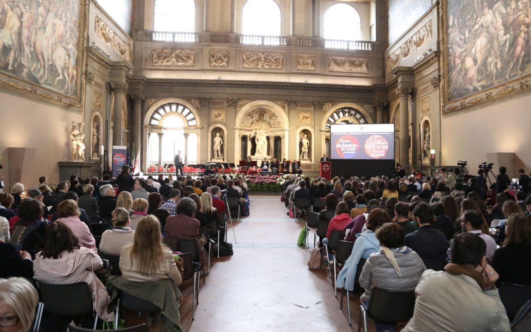 "Conferenza internazionale Erasmus ""United in diversity"""